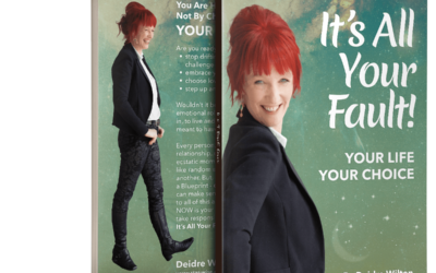 IT'S ALL YOUR FAULT – YOUR LIFE, YOUR CHOICE – Book Excerpt