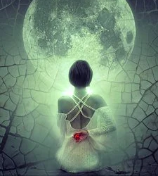 FULL MOON IN AQUARIUS AND ALL THAT RETROGRADE ENERGY – THE POWER WITHIN