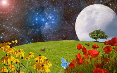 SUPER FULL MOON IN LIBRA – THE ENERGY FOR BALANCE